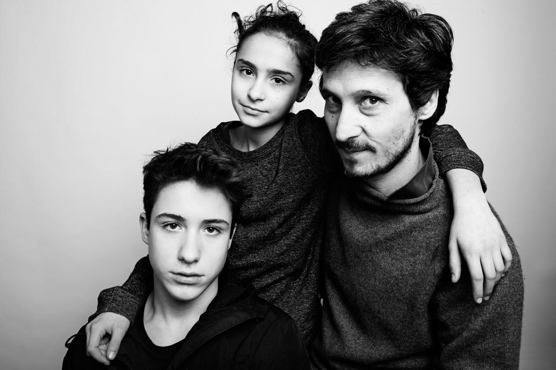 Arrigo, Agata e Alberto 2016